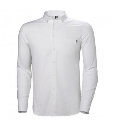 Helly Hansen Crew Club Ls Erkek Regular Fit Beyaz Gömlek 34047