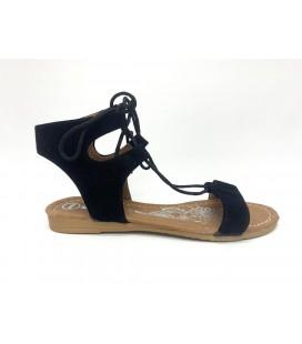 Miss İFS Kadın Siyah Sandalet