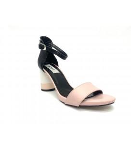 Soho Pembe Kadın Topuklu Sandalet