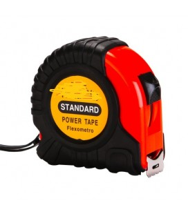 Powertape Flexometro 5m-16ft Standart Metre