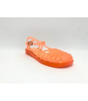 İgor Turuncu Çocuk Sandalet