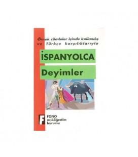 İspanyolca Deyimler Fono Yayınları