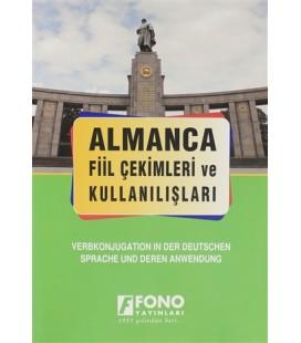 Almanca Fiil Çekimleri ve Kullanışları M. Aydan Taşkıran Fono Yayınları