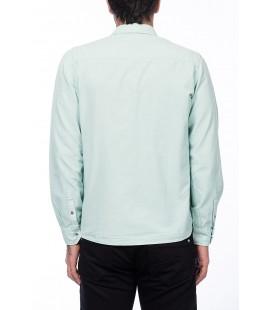 Mavi Erkek Su Yeşili Gömlek