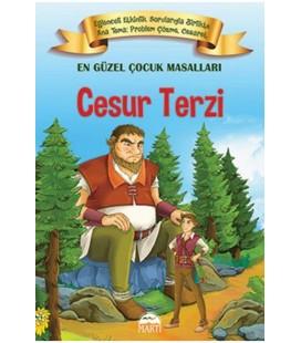 Cesur Terzi En Güzel Çocuk Masalları Martı Yayınları