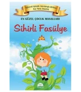 Sihirli Fasülye En Güzel Çocuk Masalları Martı Yayınları
