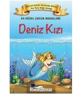 Deniz Kızı En Güzel Çocuk Masalları Martı Yayınları