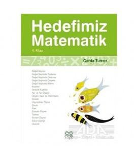 Hedefimiz Matematik 4 - 1001 Çiçek Kitaplar
