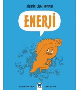 Bilimin Çizgi Romanı - Enerji - Mavi Kelebek Yayınları