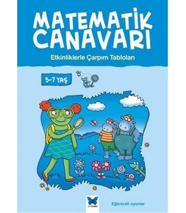 Matematik Canavarı - Etkinliklerle Çarpım Tabloları