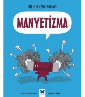 Bilimin Çizgi Romanı - Manyetizma - Mavi Kelebek Yayınları