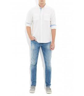 Mavi Erkek Gömlek