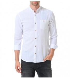 Mavi Gömlek | Yarı Dar Kalıp 020372-620