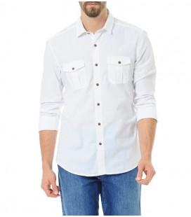 Mavi Gömlek | Dar Kalıp 020302-620