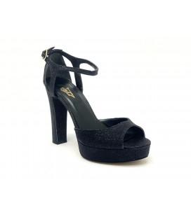 Miranda Kerr Kadın Topuklu Ayakkabı Siyah