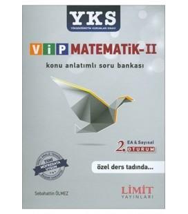 Limit Yayınları Vip Matematik - 2 Konu Anlatımlı Soru Bankas