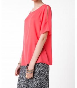 Defacto Kadın Kayık Yaka Trend Bluz G4630AZ