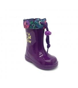 Tanca Kız Çocuk Çizme 422 W112P
