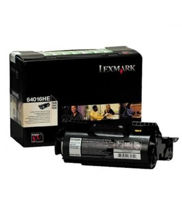 Lexmark 64016HE Siyah Toner