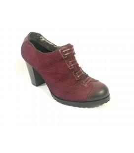 Venüs Kadın Bordo Topuklu Ayakkabı 16809