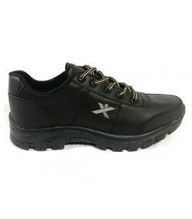 X Siyah Erkek  Ayakkabı