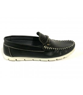 Polo Style Erkek Siyah Ayakkabı PL0006