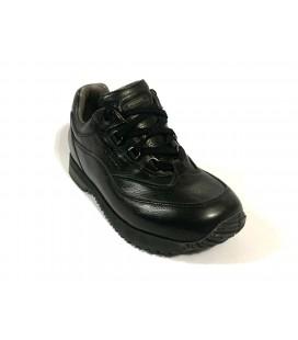Meindl Relaxedfit Erkek Deri Siyah Ayakkabı
