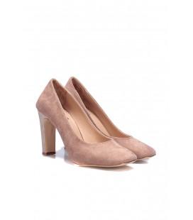 İnci Vizon Kadın Klasik Topuklu Ayakkabı 7136 120130009176