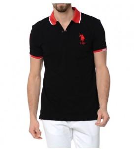 U.S.Polo Assn. Polo Yaka Tişört