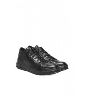 İnci Hakiki Deri Siyah Erkek Klasik Ayakkabı 6961 120130008986