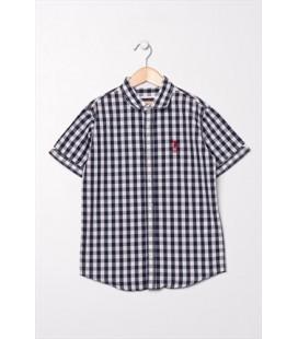 U.S Polo Çocuk Gömlek  G083SZ004.CARL.115423