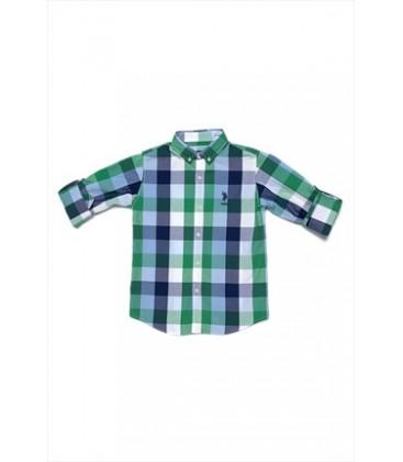 U.S. Polo Assn. Çocuk Gömlek