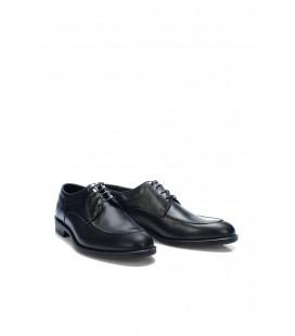 İnci Hakiki Deri Siyah Erkek Klasik Ayakkabı  6685 120130008663