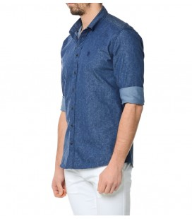 U.S.Polo Assn. Erkek Gömlek G081SZ004.AVİL.257790.MV0127