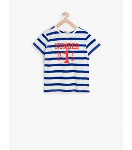 Koton Baskılı T-Shirt 6YKB16982OK01M
