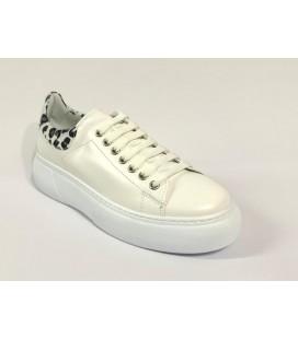 İnci Hakiki Deri Beyaz Kadın Ayakkabı 7692