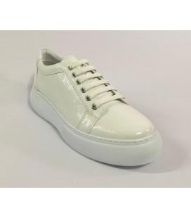 İnci Hakiki Deri Beyaz Kadın Ayakkabı 7686