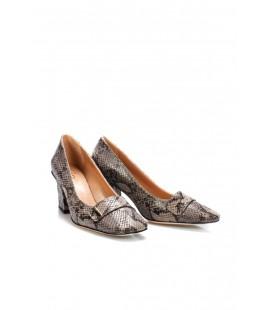İnci Bej Kadın Klasik Topuklu Ayakkabı 7084 120130009117