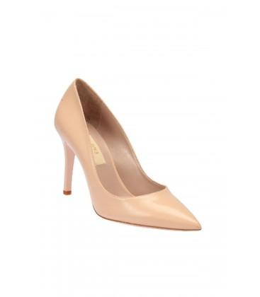 İnci Acıkpembe Kadın Klasik Topuklu Ayakkabı 5639 120130005545