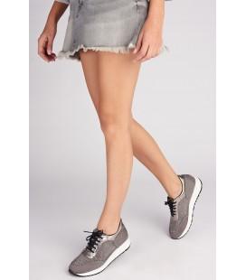 İnci Gri Kadın Sneaker 4404 120130002999