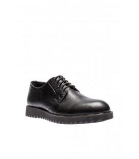 İnci Hakiki Deri Siyah Erkek Ayakkabı 4810 120130003347
