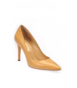 İnci Camel Kadın Topuklu Ayakkabı 5639 120130005545