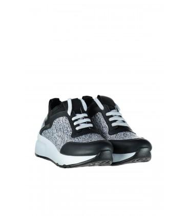 İnci Siyah Kadın Sneaker 6999 120130009025