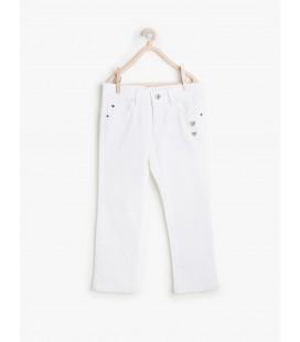 Koton Normal Bel Pantolon 6YKG49312OW000