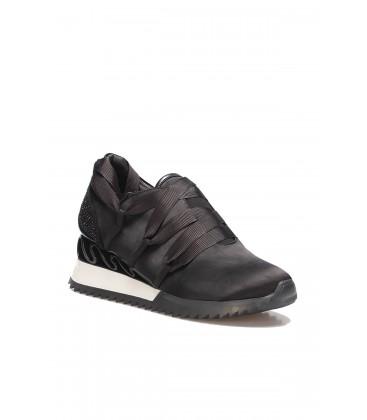 İnci Siyah Kadın Sneaker 7143 120130009183