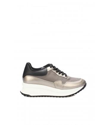 İnci Gri Kadın Sneaker 6991 120130009017