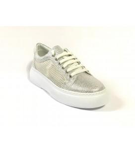 İnci Gümüş Kadın Sneaker 7689