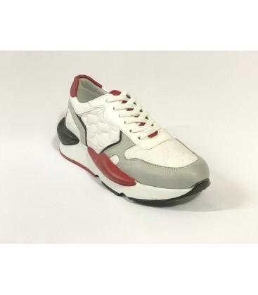 İnci Kadın Beyaz Sneaker 7690