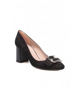İnci Siyah Kadın Klasik Ayakkabı 6720 120130008706