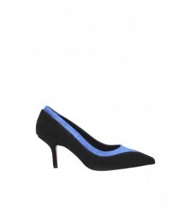 İnci Siyah Kadın Klasik Topuklu Ayakkabı 7128 120130009168